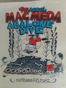 Mac Meda Abalone Dive T-shirt