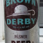 Brown Derby Cheap Beer and WindanSea Sunset