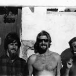 Denny Moore, Tom Damn, Jon Sarret