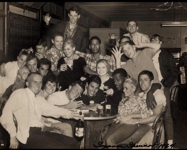 Long Bar - 1964