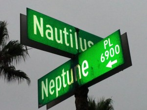 Nautilus and Neptune