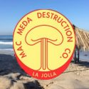 La Jolla's WindanSea – Surfers, Flexy Flyer, Nazis Riding Storm Drains