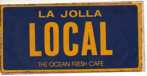 Ocean Fresh Bumper Sticker